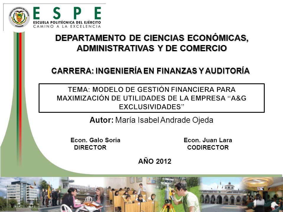 CAPITULO IV Desarrollo del Modelo – Estrategias de Financiamiento Las empresas se apalancan financieramente y utilizan los gastos (intereses) con el fin de lograr un máximo incremento en las utilidades.