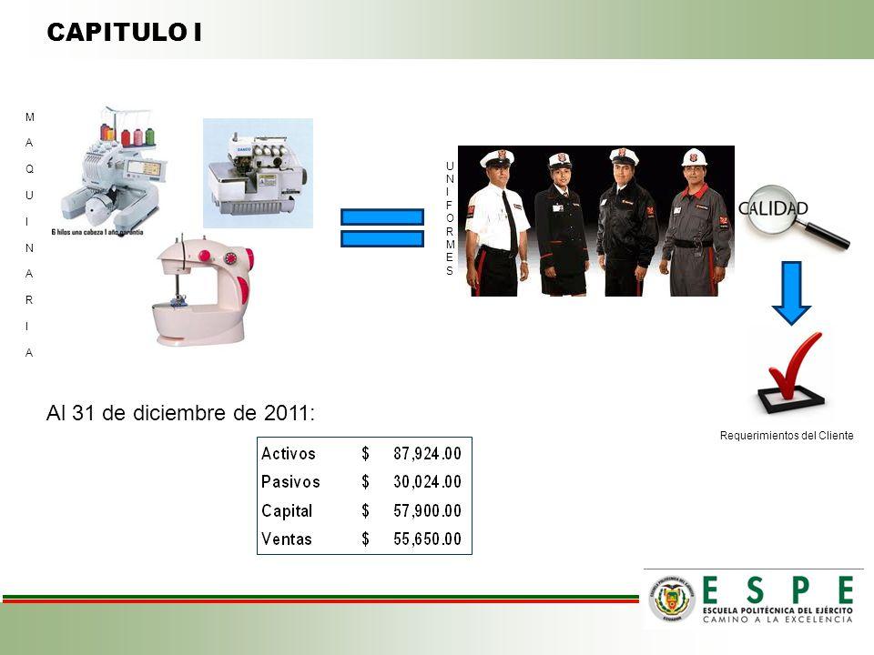 CAPITULO IV Evaluación de las Estrategias Propuestas – Estrategias de Rotación de Activos Con el fin de generar y mantener una buena imagen de A&G y considerando el incremento del nivel de liquidez de la empresa se planteó el pago a proveedores del 50% del total de la deuda