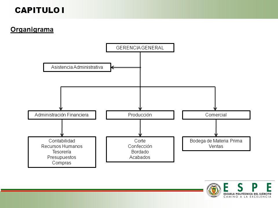 CAPITULO II Análisis Situacional Interno – Capacidad Financiera