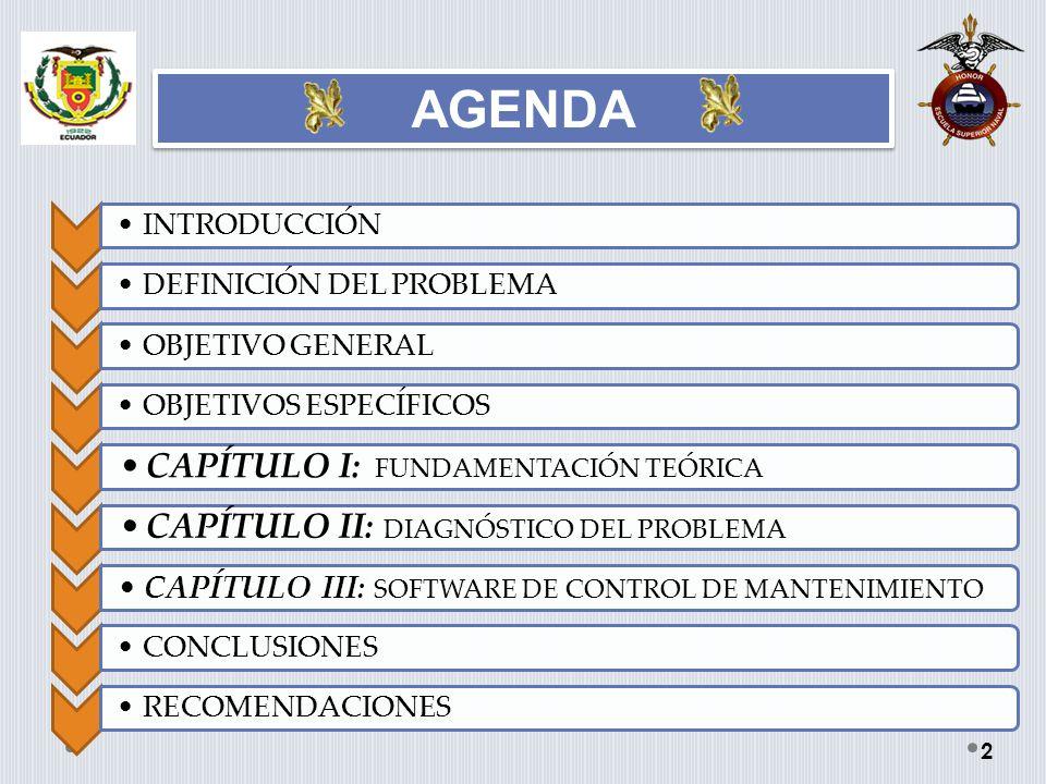 DIAGNÓSTICO DEL PROBLEMA 33 TÉCNICAS DE RECOLECCIÓN DE DATOS ALCANCE DE LA INVESTIGACIÓN