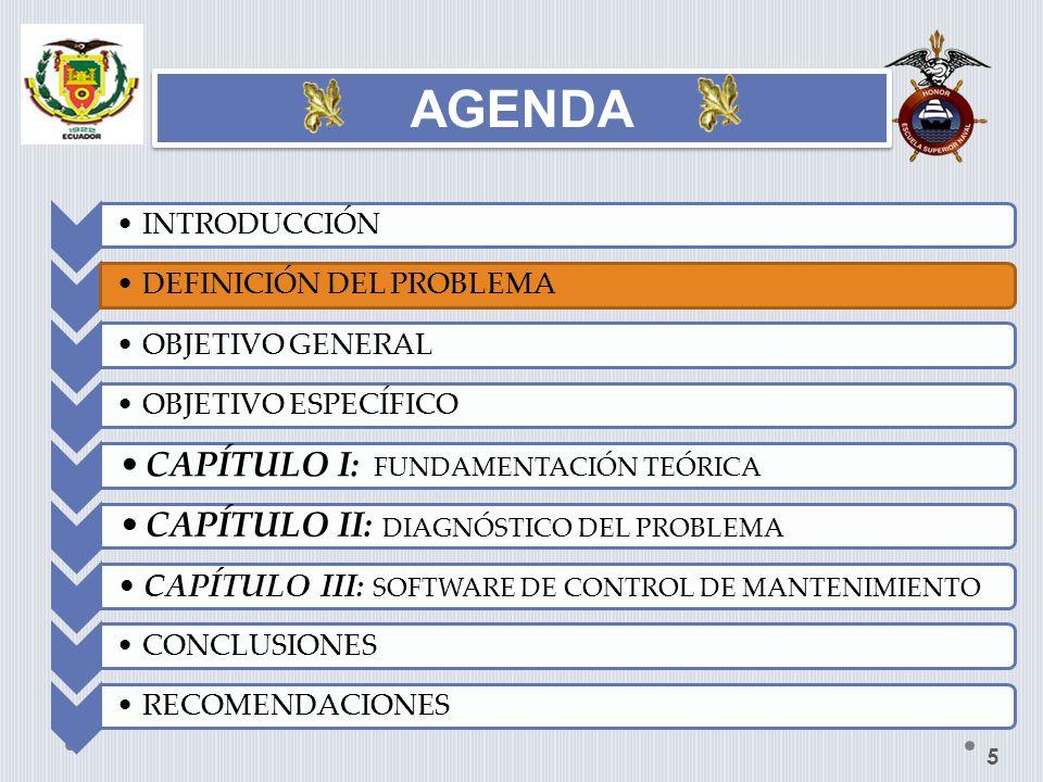 DIAGNÓSTICO DEL PROBLEMA 36 TÉCNICAS DE RECOLECCIÓN DE DATOS ALCANCE DE LA INVESTIGACIÓN