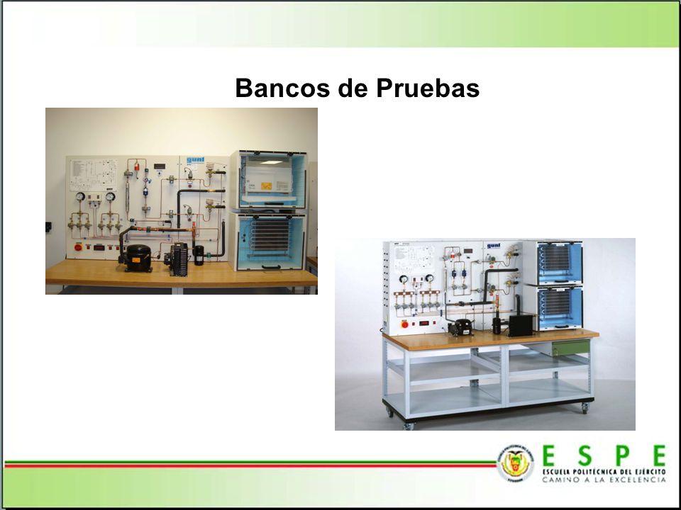 Bancos de Pruebas