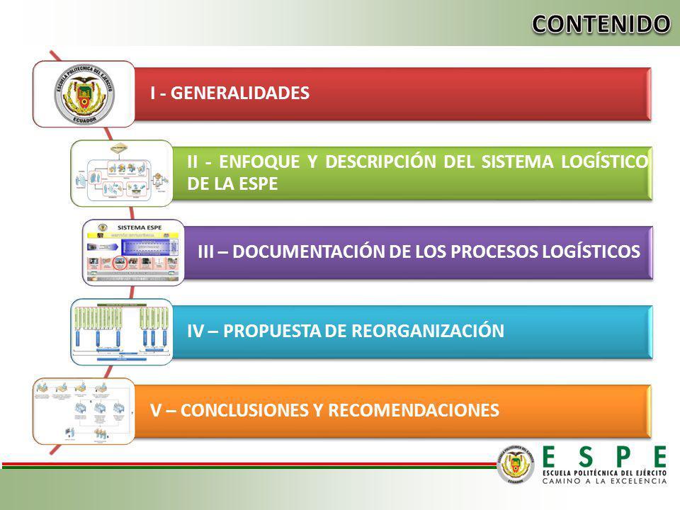 Múltiples problemas son evidencia de una inadecuada gestión logística en la ESPE.