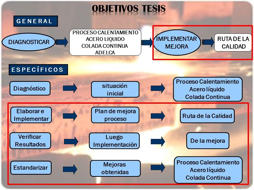 PROCESO CONTROL PROCESO Hacer ejecución de planes para alcanzar objetivos.
