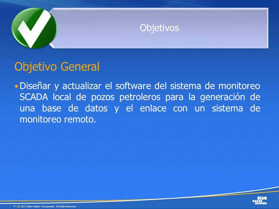 Diseñar y actualizar el software del sistema de monitoreo SCADA local de pozos petroleros para la generación de una base de datos y el enlace con un s
