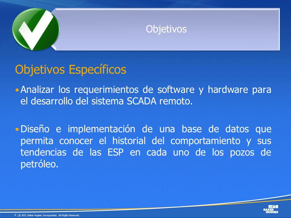 Analizar los requerimientos de software y hardware para el desarrollo del sistema SCADA remoto. Diseño e implementación de una base de datos que permi