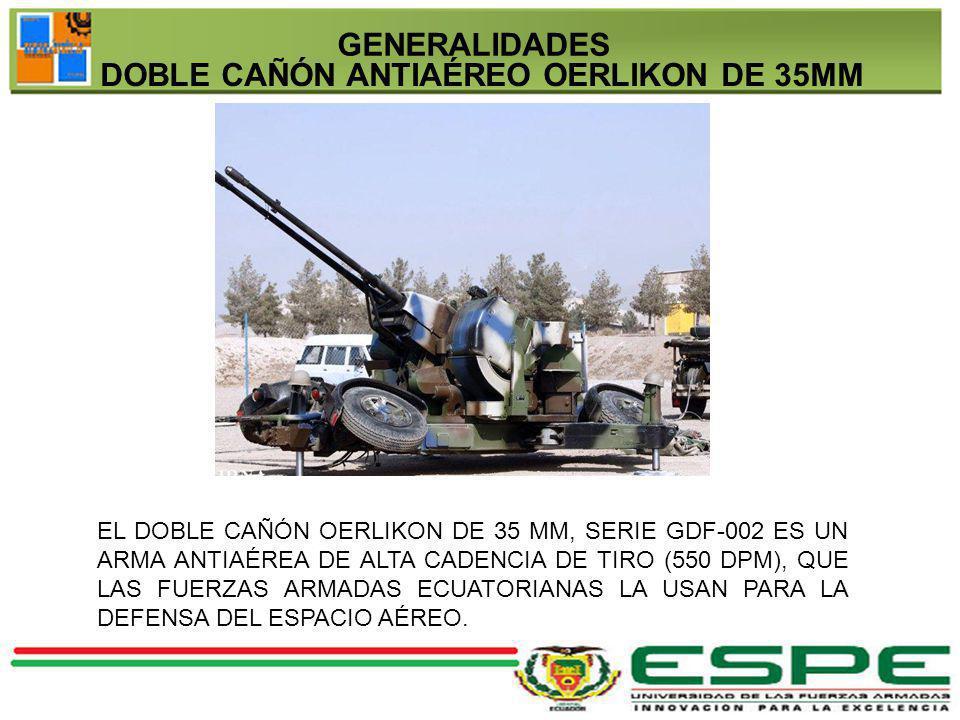 LOS MECANISMOS AUTOMÁTICOS DE CARGA, TIENEN LA MISIÓN DE ALIMENTAR DE MUNICIÓN A LAS DOS ARMAS QUE POSEE ESTE MATERIAL DE GUERRA.