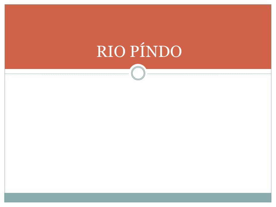 RIO PÍNDO