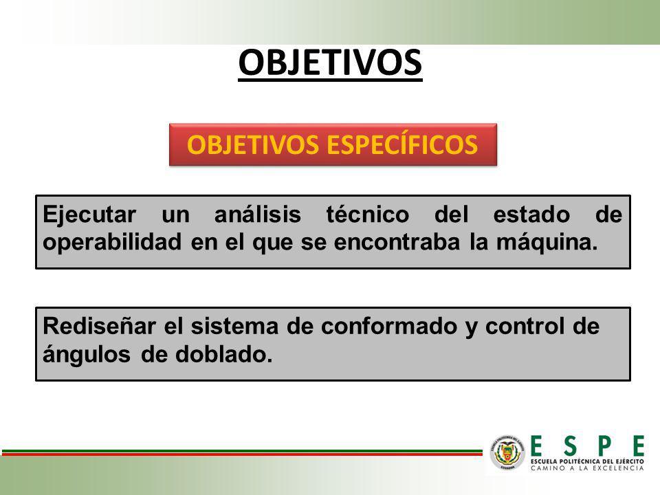 MEJORAMIENTO Y REDISEÑO REEMPLAZO DE COMPONENTES