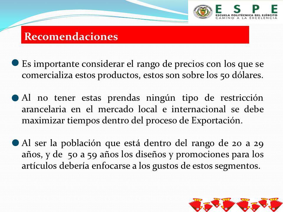 Es necesario difundir mediante ferias u otros mecanismos la cultura étnica ecuatoriana para posicionar aún más el producto dentro del mercado belga.