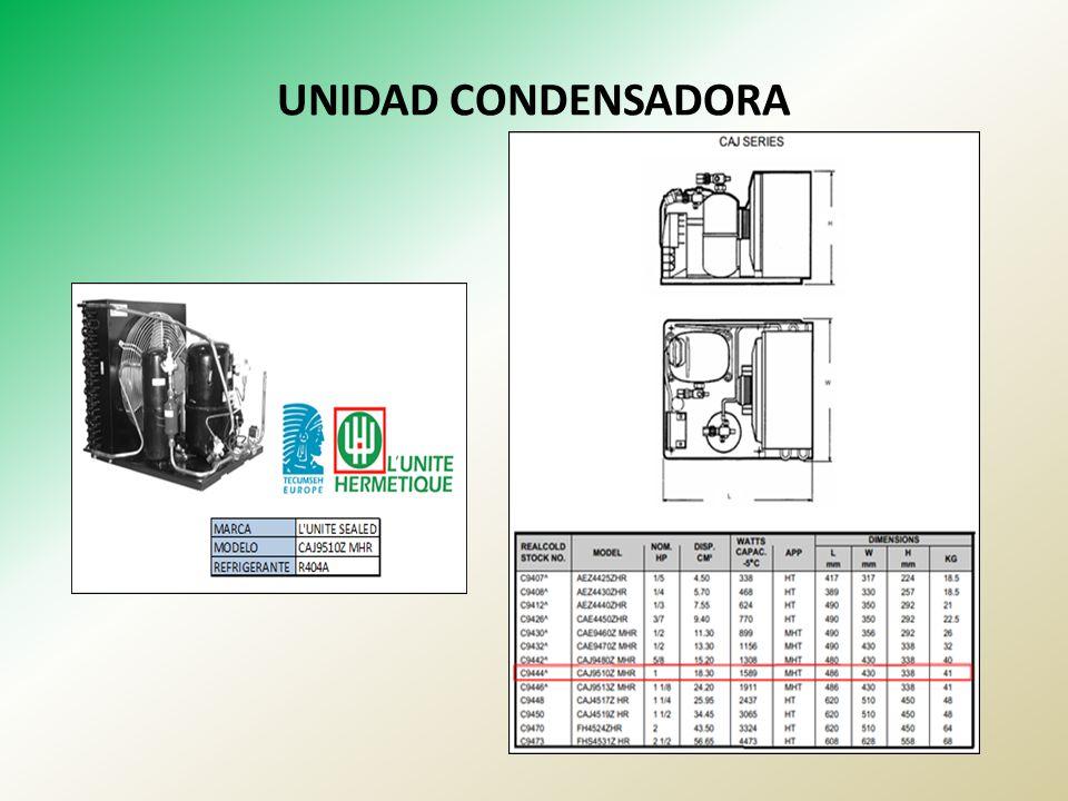 UNIDAD CONDENSADORA