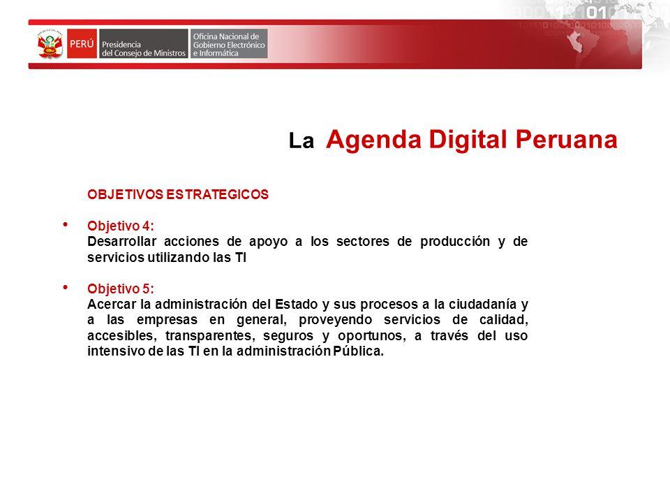 Gobierno Electrónico Sociedad de la Información Infraestructura Capacidades Humanas Programas Sociales Producción Relación entre la Sociedad de la Información y Gobierno Electrónico en el Perú