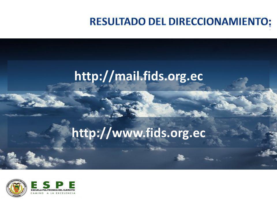 http://mail.fids.org.ec http://www.fids.org.ec
