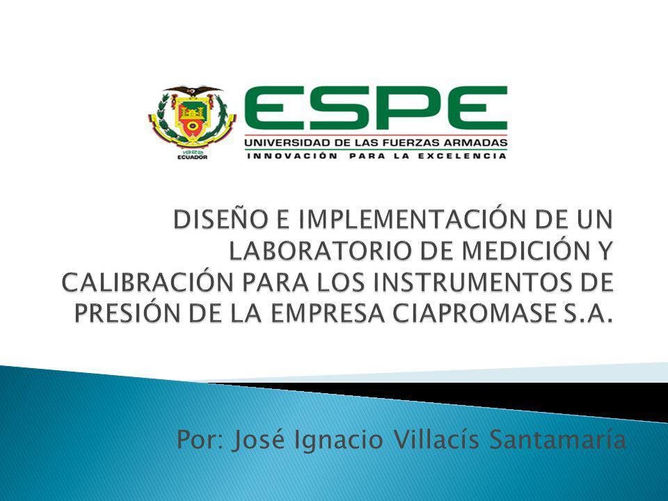 Por: José Ignacio Villacís Santamaría