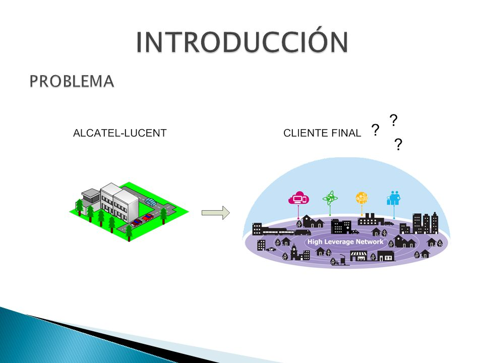 Consolidar la presencia de Alcatel-Lucent Ecuador en el mercado nacional para convertirse en la empresa más rentable y líder en telecomunicaciones en el país.