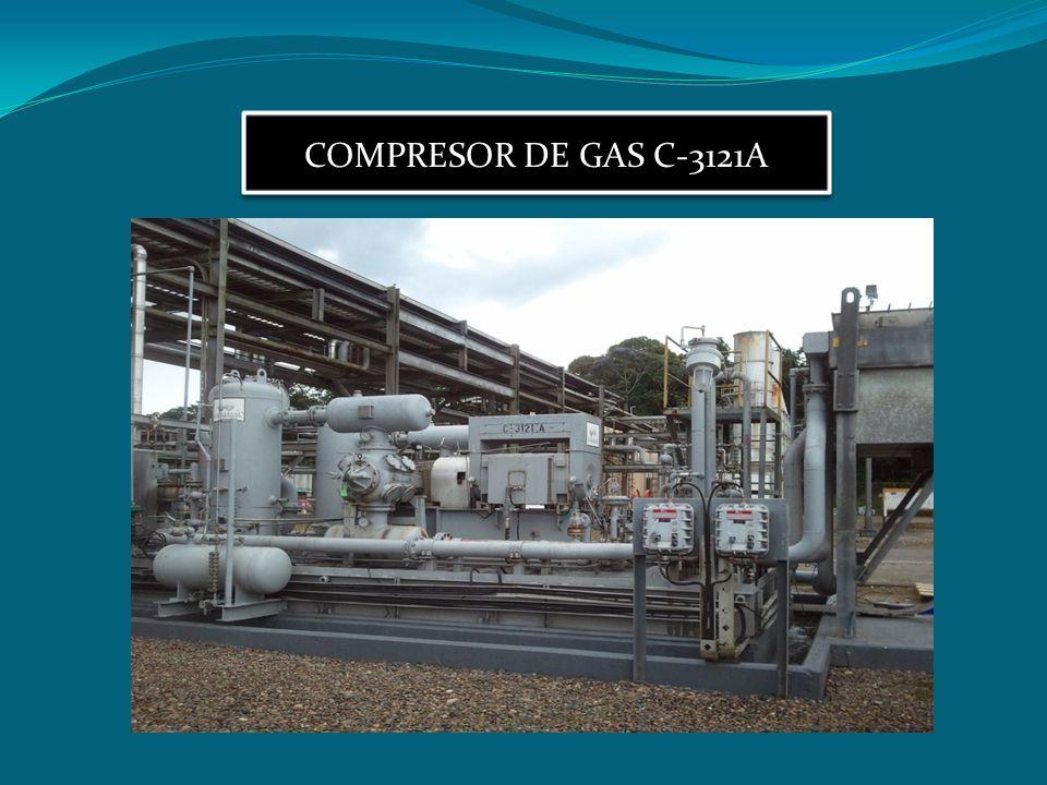 COMPRESOR DE GAS C-3121A