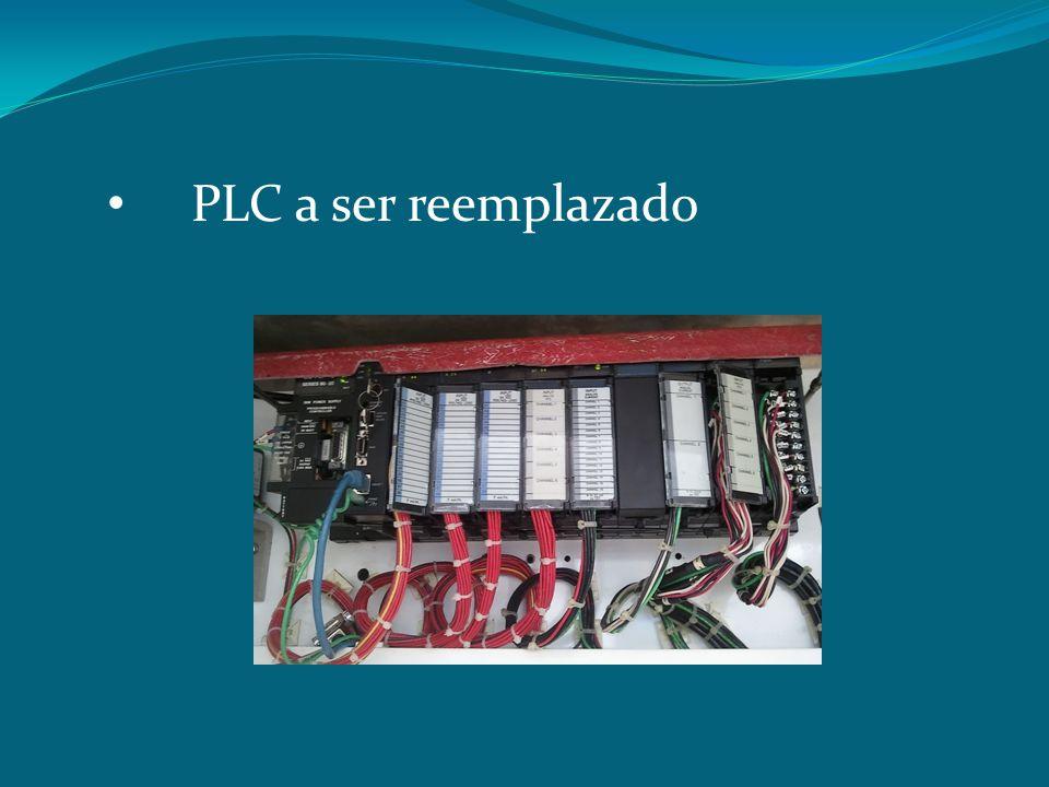 PLC a ser reemplazado
