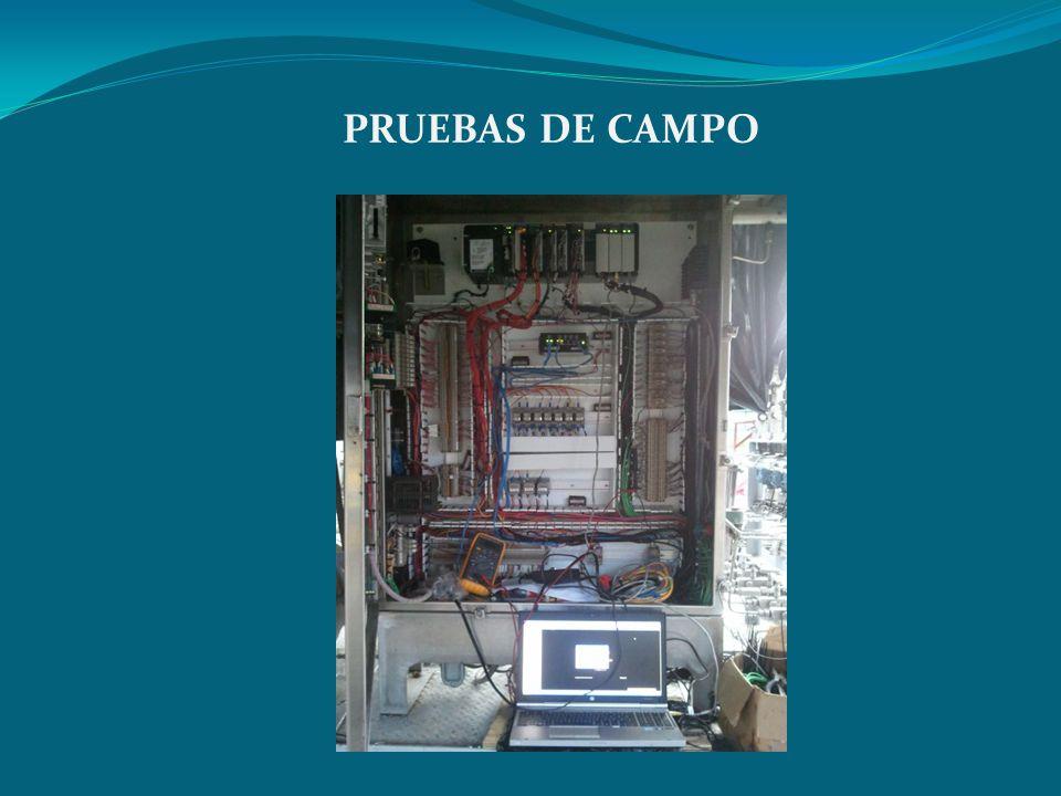 PRUEBAS DE CAMPO