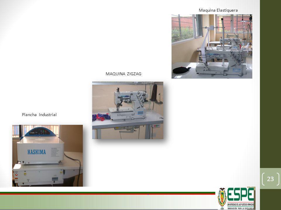 MAQUINA ZIGZAG Maquina Elastiquera Plancha Industrial 23