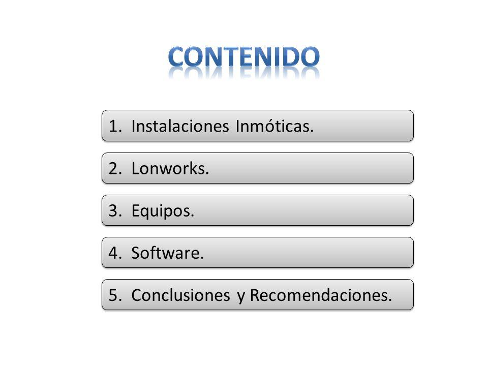 5.Conclusiones y Recomendaciones. 4. Software. 3.