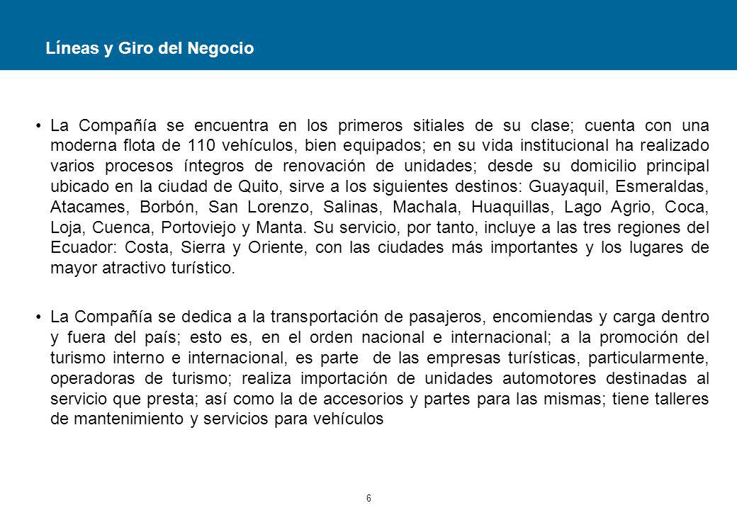 37 Objetivo 1 Participación Mercado Trans Esmeraldas El 47% de la población viajó interprovincialmente en los últimos tres meses (mayo, junio y julio del 2006)