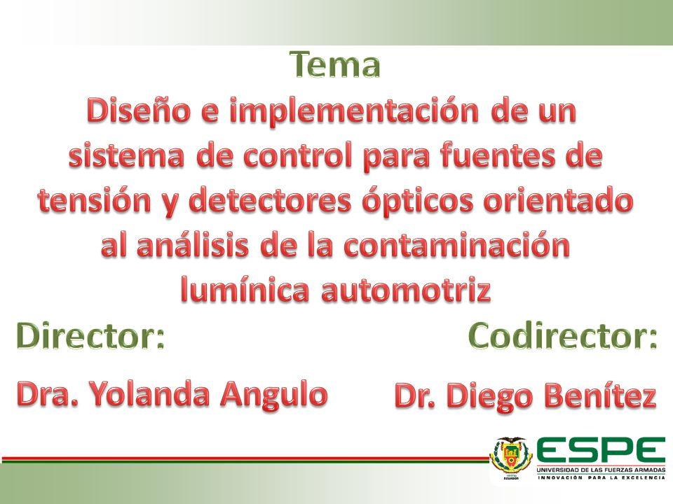 Temario ObjetivosIntroducciónMarco TeóricoMetodología ExperimentalAnálisis y ResultadosConclusiones y Recomendaciones