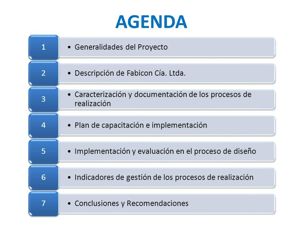 Planta Baja Planta Alta 2.4 LAYOUT 2. DESCRIPCIÓN DE FABICON CIA.LTDA.