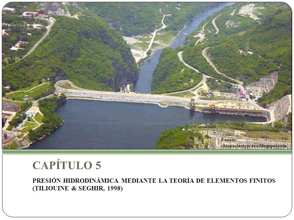 Fuente: chiapaslaotracara.blogspot.com CAPÍTULO 5 PRESIÓN HIDRODINÁMICA MEDIANTE LA TEORÍA DE ELEMENTOS FINITOS (TILIOUINE & SEGHIR, 1998)