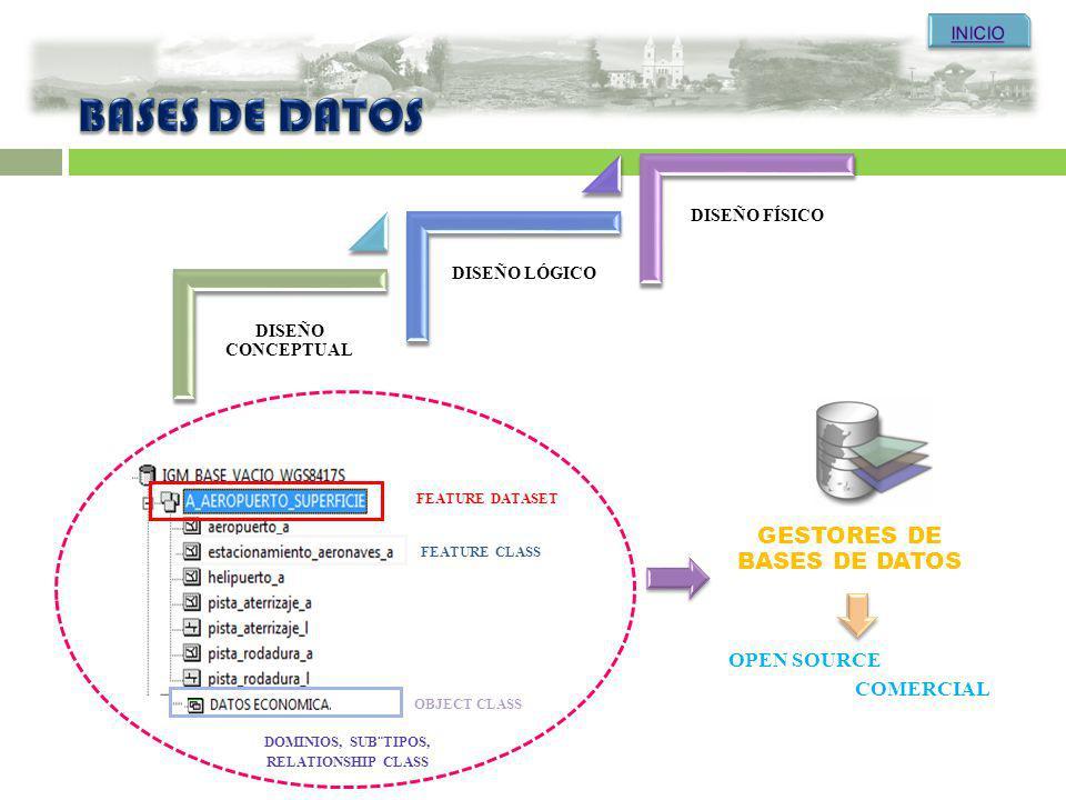 Reglamentar la estructura de la información vectorial Aumentar el entendimiento y uso de la información geográfica.