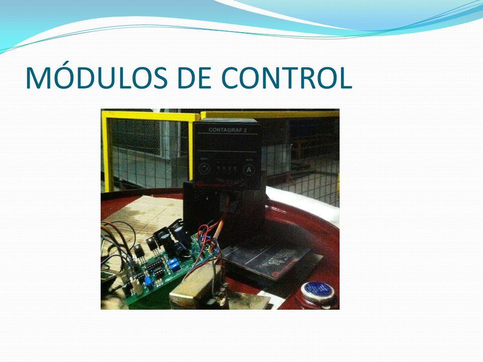 CONCLUSIONES Se implemento exitosamente el sistema de control para la rebobinadora Rebograf lite 1200 cumpliendo con los requerimientos de planta siguiendo un esquema de trabajo planteado en dos etapas: control y fuerza.