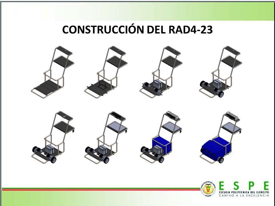 CONSTRUCCIÓN DEL RAD4-23