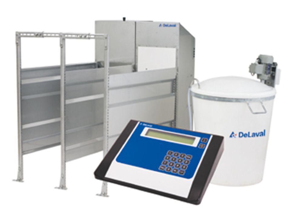 OBJETIVO GENERAL Comparar la eficiencia de un sistema de crianza de terneras automático (DeLaval CF150), frente al sistema tradicional de cunas individuales, mediante parámetros zootécnicos y sanitarios.