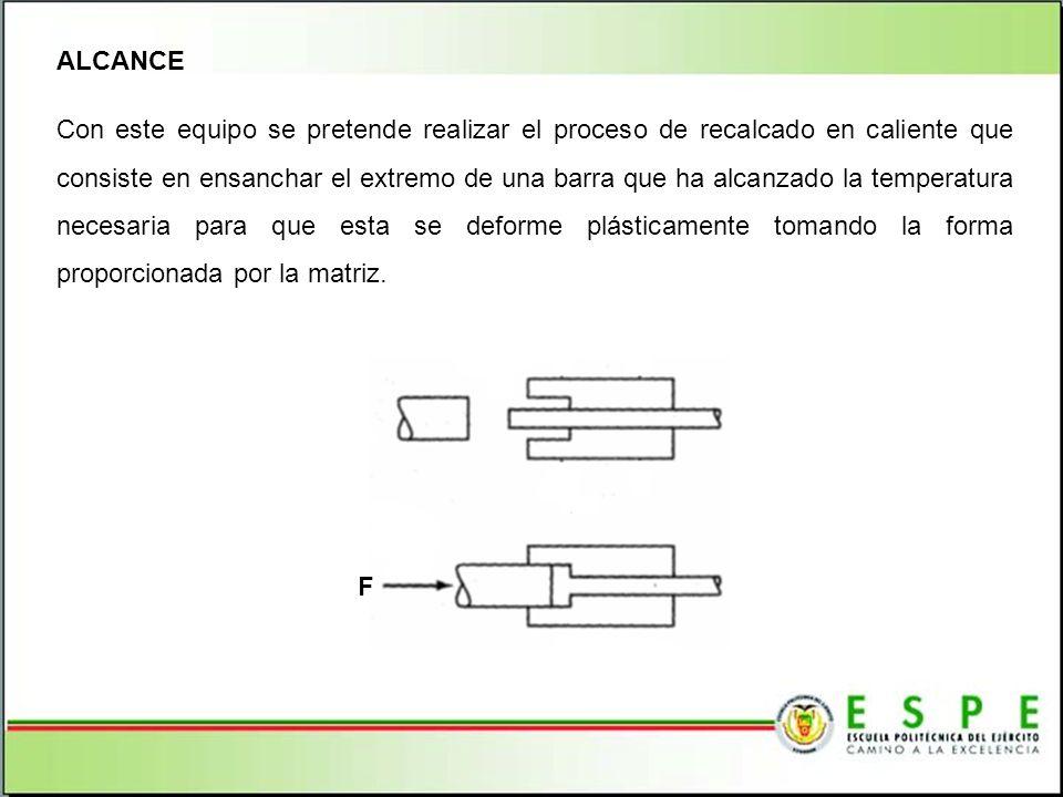 Figura 2.5 Relación entre la relación de recalcado, el recalcado o bien la deformación logarítmica o bien relación de secciones y relación de las dimensiones de acabado relación de dimensiones finales relación de secciones