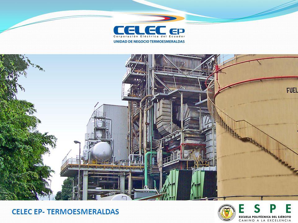CELEC EP- TERMOESMERALDAS