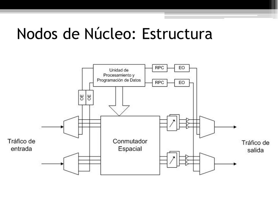 Establecimiento de la Ruta En una red OBS puede ser hecho de dos formas: Por medio del intercambio de información sobre la topología de red.