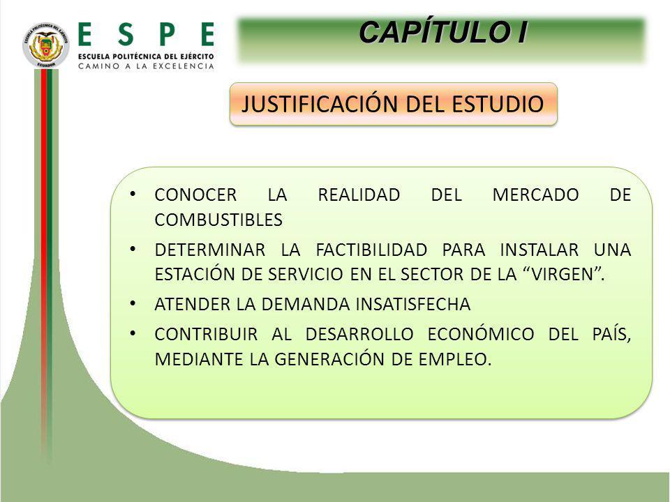 ESTUDIO DE MERCADO DEMANDA INSATISFECHA VÍA ALOAG – TANDAPI DEMANDA INSATISFECHA (N° VEHÍCULOS Y N° GALONES DE COMBUSTIBLES) TIPO VEHICULOS DEMANDA TOTAL DEMANDA SATISFECHA DEMANDA INSATISFECHA (N° VEHICULOS) TIPO DE COMBUSTIBLE CONSUMO POR VEHICULO (GLS.) DEMANDA INSATISFECHA (N° GALONES) LIVIANOS 1.601.462 2.083 1.599.379 GASOLINA (SÚPER+EXTRA) 631,31 1.009.703.956 PESADOS 1.571.329 1.217 1.570.112 DIESEL 4.434,30 6.962.347.642 TOTAL 3.172.791 3.300 3.169.491 7.972.051.598