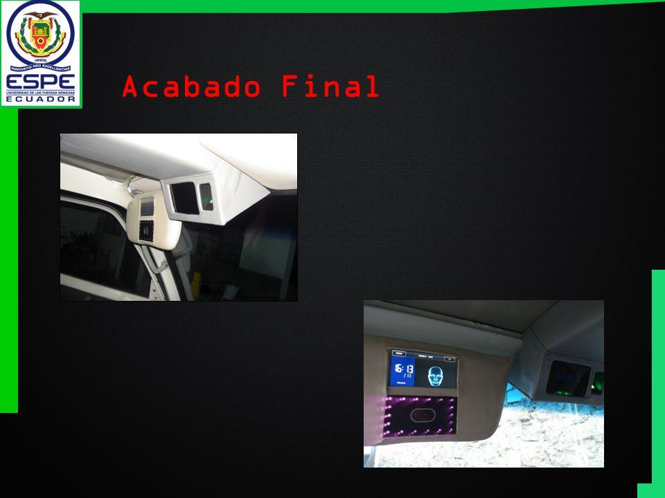 Acabado Final