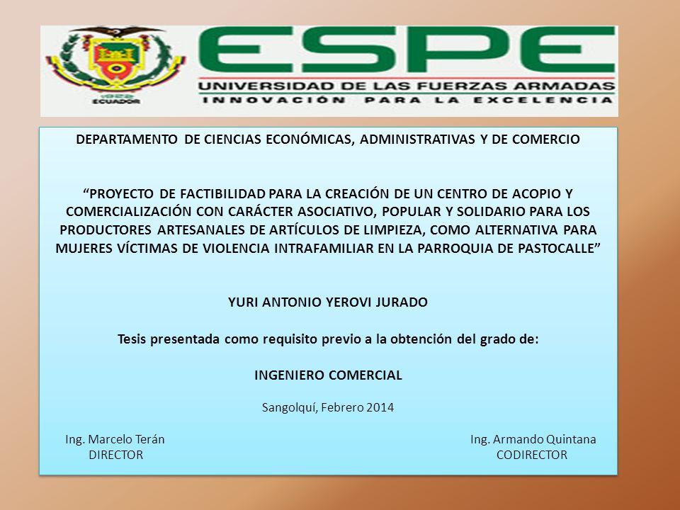 200 FAMILIAS DE LA PARROQUIA PASTOCALLE DEDICADAS A PRODUCIR ESCOBAS DE FIBRA NATURAL 20 AÑOS Y NO HAN LOGRADO MEJORAR SU CALIDAD DE VIDA COMPETENCIA DESLEAL BAJOS PRECIOS NO ASOCIADOS INTERMEDIARIOS IMPONEN PRECIOS BAJA RENTABLIDAD ALTOS INDICES DE VIOLENCIA INTRAFAMILIAR VIOLENCIA ECONOMICA
