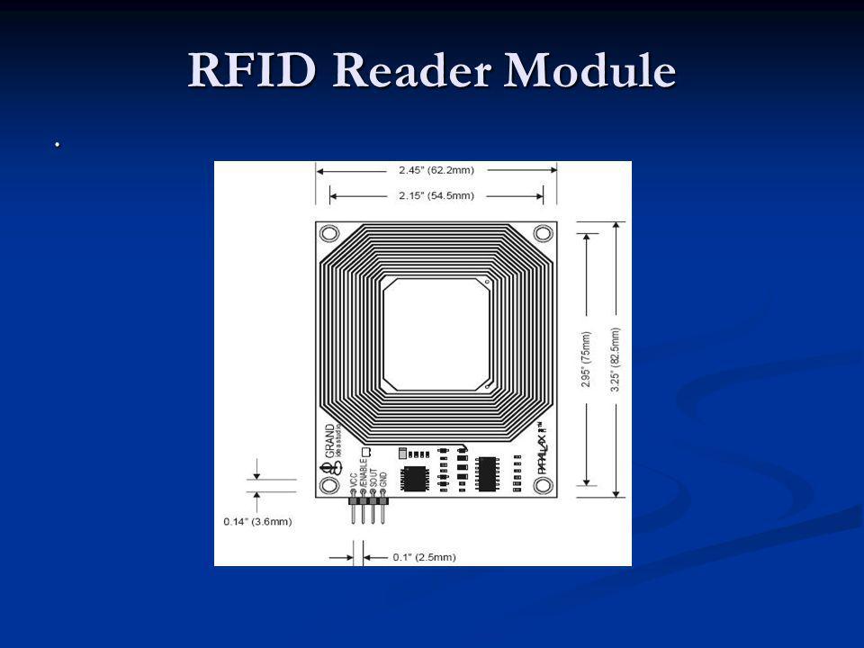 RFID Reader Module.