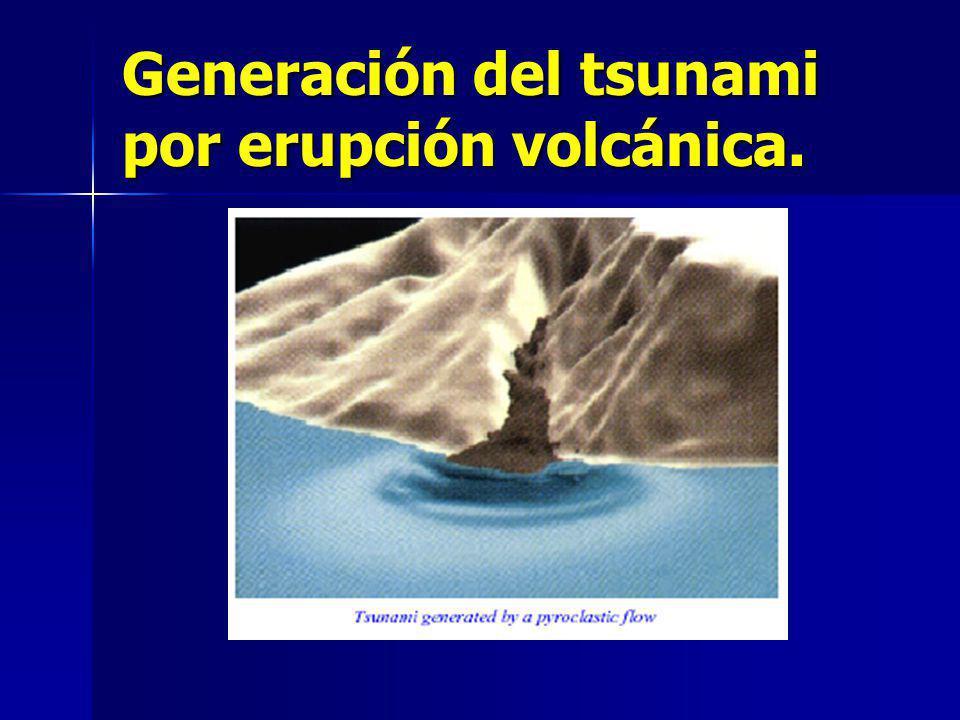 Terremoto 10 Enero Alaska M =6.9 Ho = 07.03 Boletín informativo = 07.08 Confirmación DART = 07.11 en estación en 51ºN 157ºO