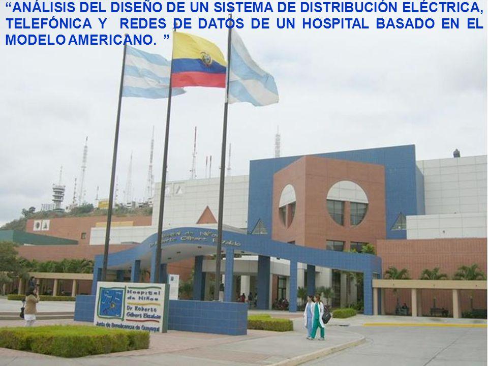 El hospital de niños Dr.Roberto Gilbert Elizalde es una entidad de la H.