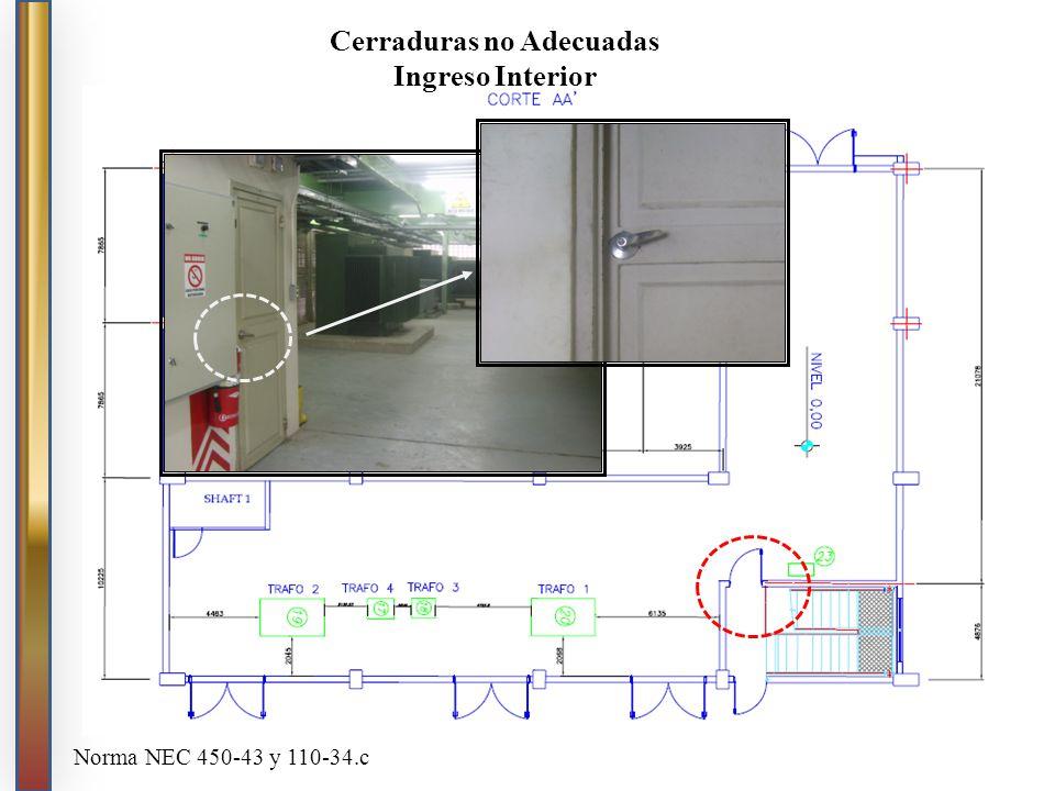 Implantación del Edificio Casa de Fuerza Nivel 1