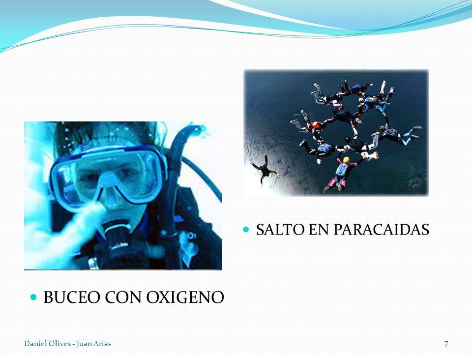 BUCEO CON OXIGENO SALTO EN PARACAIDAS Daniel Olives - Juan Arias 7