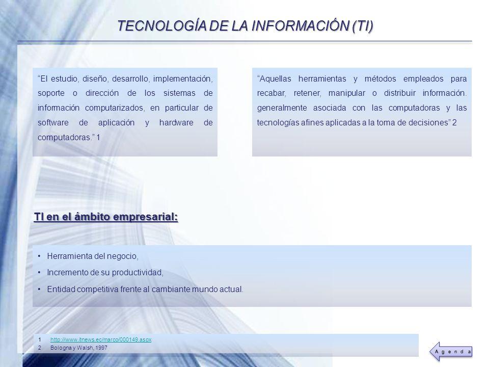 Powerpoint Templates Page 10 El estudio, diseño, desarrollo, implementación, soporte o dirección de los sistemas de información computarizados, en par