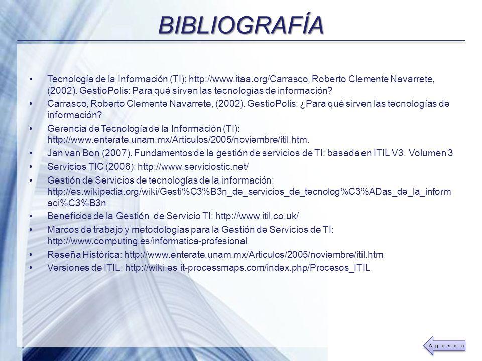 Powerpoint Templates Page 48 Tecnología de la Información (TI): http://www.itaa.org/Carrasco, Roberto Clemente Navarrete, (2002). GestioPolis: Para qu