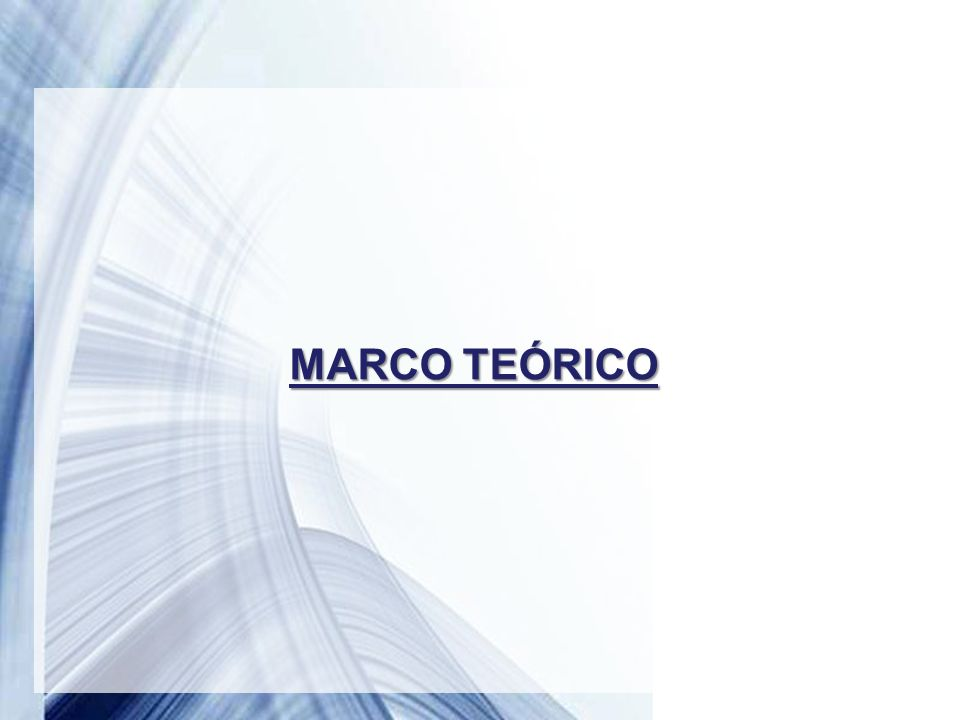 Powerpoint Templates Page 9 MARCO TEÓRICO