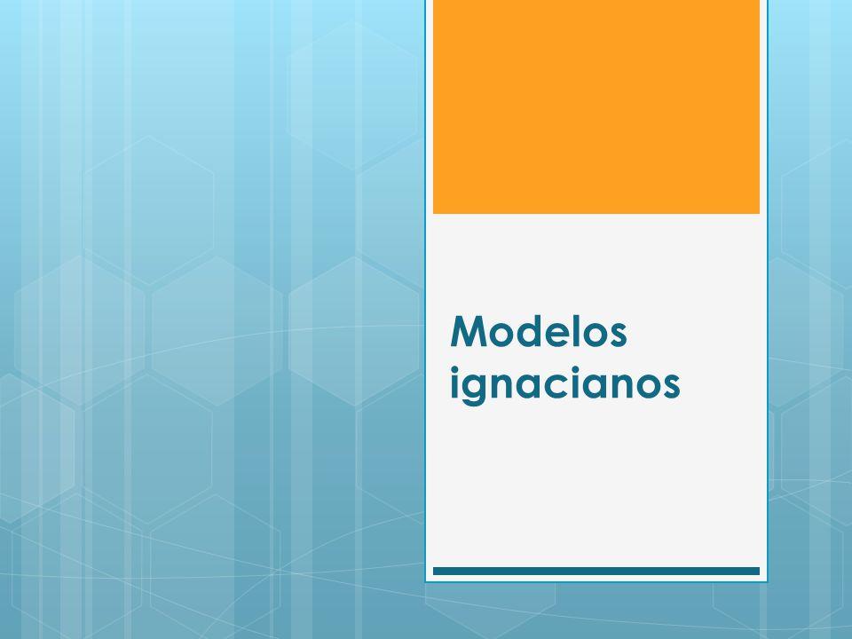 Modelos ignacianos