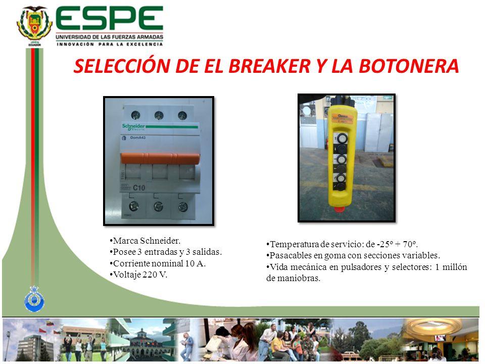 SELECCIÓN DEL EJE DE TRANSMISIÓN Datos: