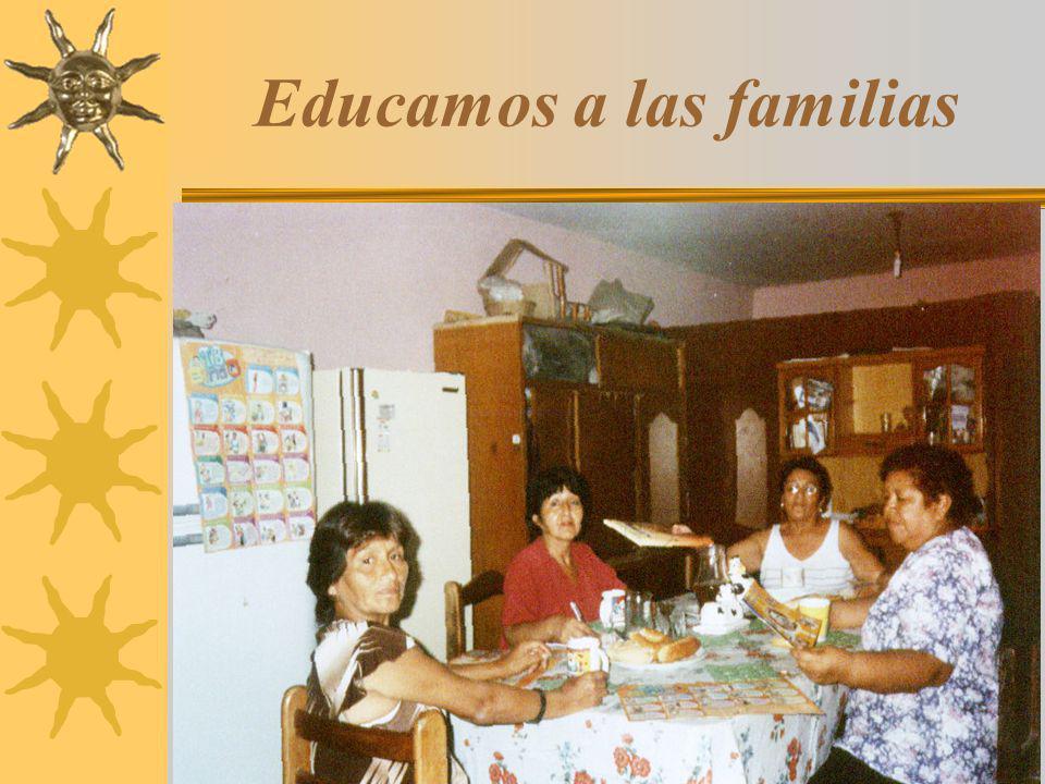 11 Educamos a las familias