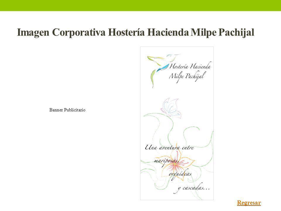 Imagen Corporativa Hostería Hacienda Milpe Pachijal Banner Publicitario